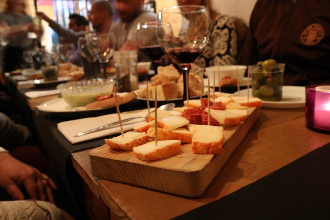 Portuguese History and Flavors Walking Tour with Tastings