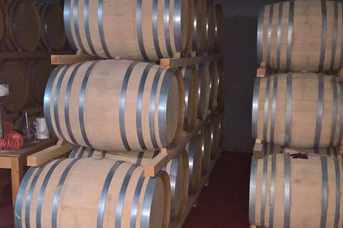 Wine - Beer - Olive Oil Tasting Tour