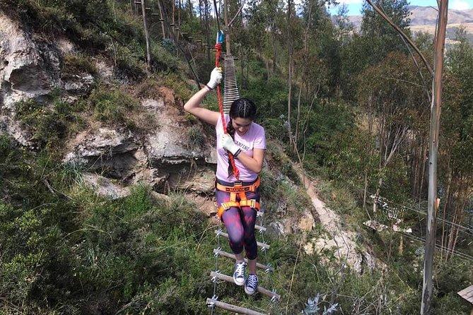extreme adventure in cusco warachicuy adventure park