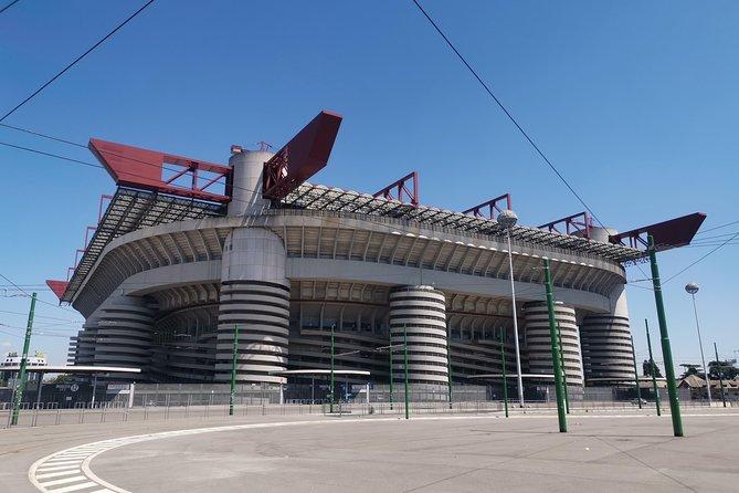San Siro Stadium Entrance Ticket