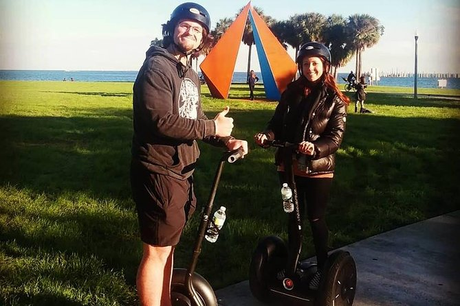 Saint Petersburg Historic Segway Tour