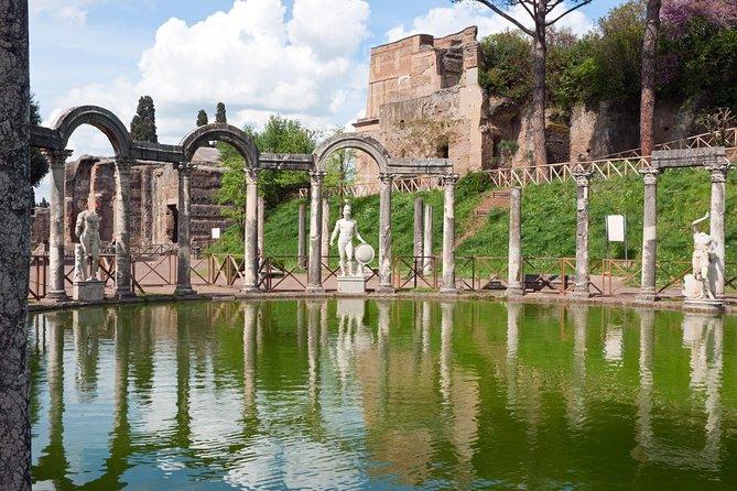 Hadrian's Villa in Tivoli - Private Tour from Rome