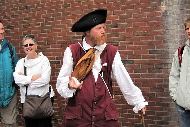 Boston Freedom Trail Walking Tour with Costumed Guide photo 1
