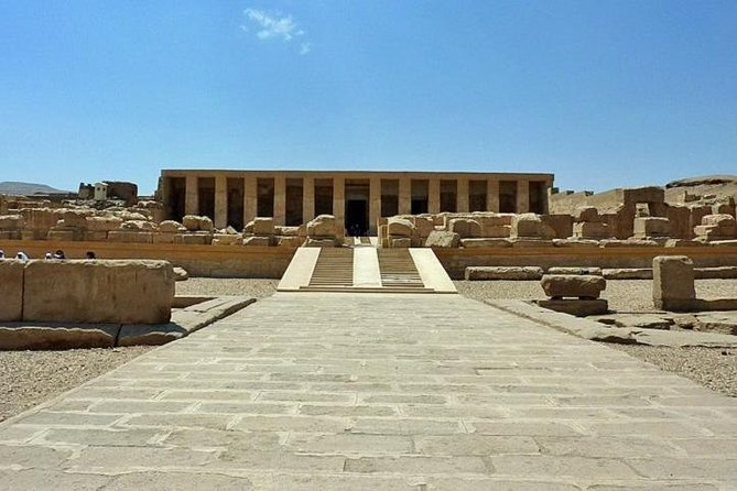 Tour to Dendera and Abydos Temples photo 2
