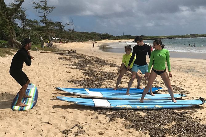 Private Group Surf Lesson
