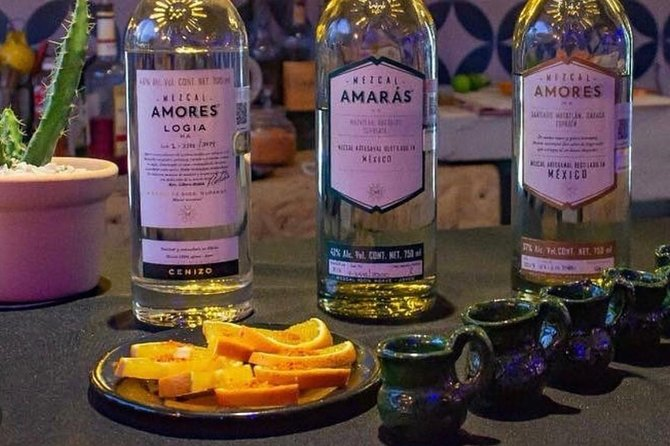Cabo San Lucas Mezcal Tasting and Cocktail Class