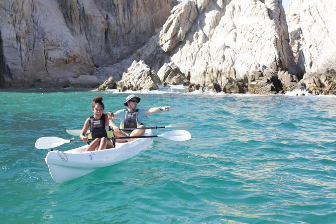 1-Hour Kayak Rental in Cabo San Lucas photo 4