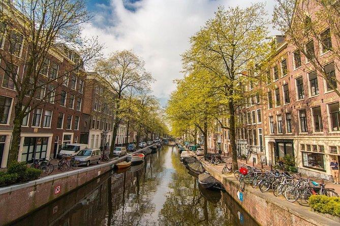 Private tour of historic Amsterdam