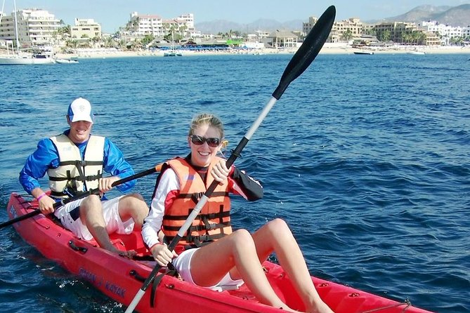 1-Hour Kayak Rental in Cabo San Lucas photo 3