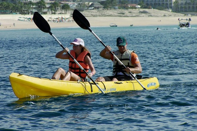 1-Hour Kayak Rental in Cabo San Lucas photo 6