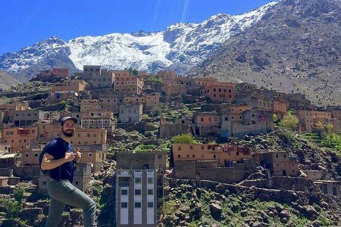 Atlas Mountains Day Trip from Marrakech
