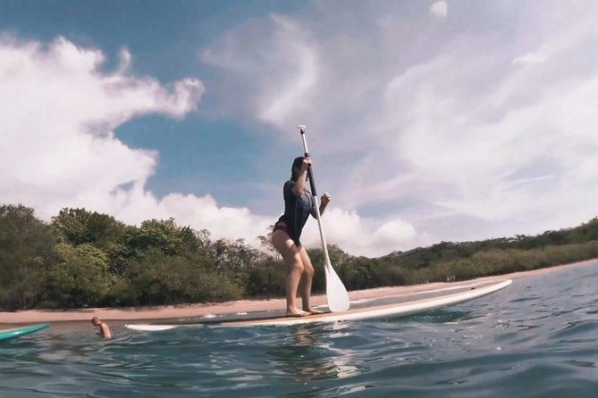Tamarindo Stand Up Paddleboarding with Snorkeling at Captain Island photo 8