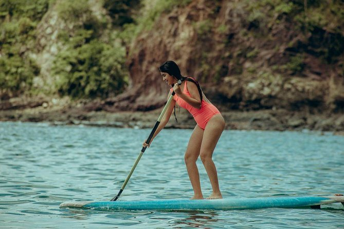 Tamarindo Stand Up Paddleboarding with Snorkeling at Captain Island photo 6
