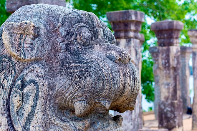 One Day Tour To Polonnaruwa From Kandy With Anurudda photo 1