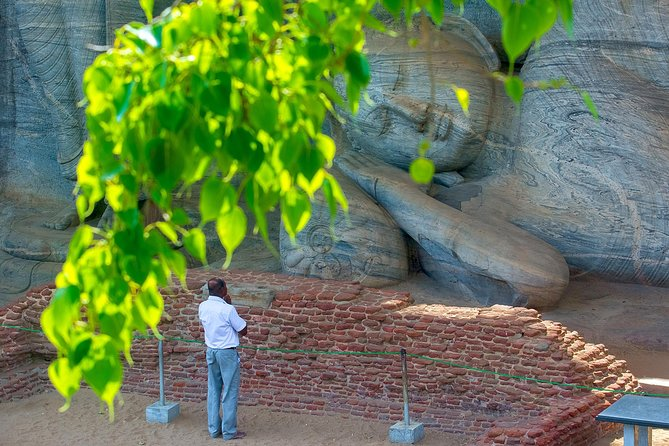 One Day Tour To Polonnaruwa From Kandy With Anurudda photo 3