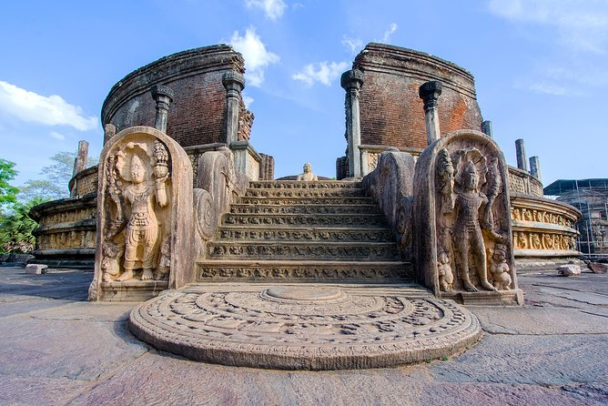 One Day Tour To Polonnaruwa From Kandy With Anurudda photo 2