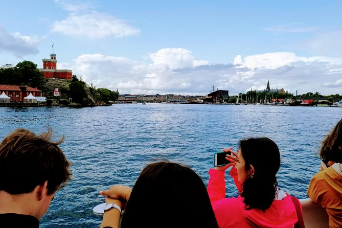 Stockholm Old Town and the Vasa Museum, a small group tour.