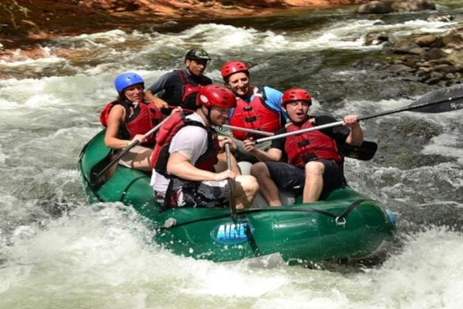Whitewater Rafting Class III and IV photo 3