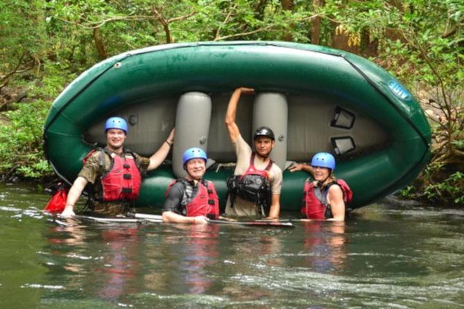 Whitewater Rafting Class III and IV photo 7