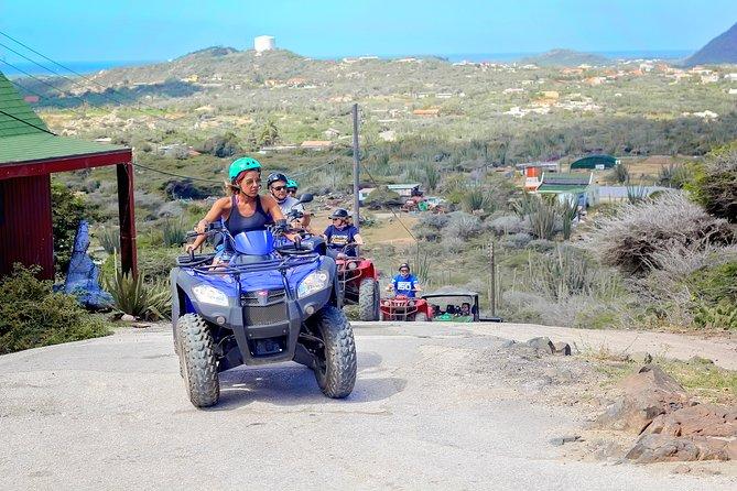 Aruba ATV Rentals For Off-Road Adventure