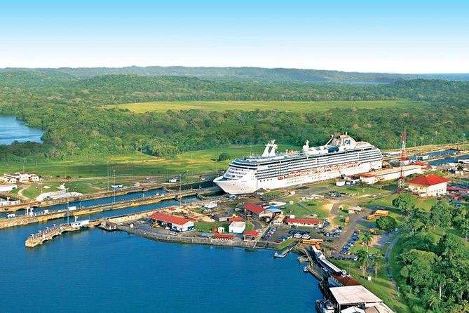 Panama Canal Partial Transit Boat Tour