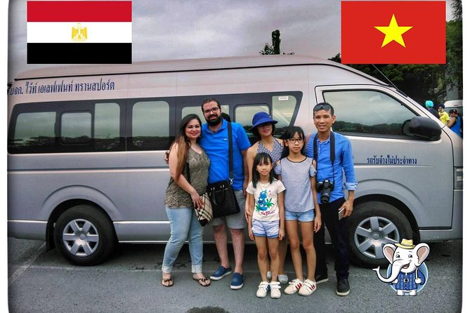 Khaoyai Chauffeur driven Van Charter photo 4