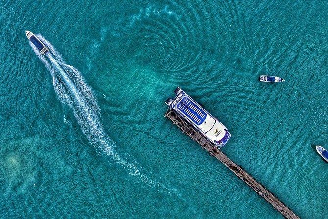 Krabi to Koh Phangan by Lomprayah Coach and High Speed Catamaran