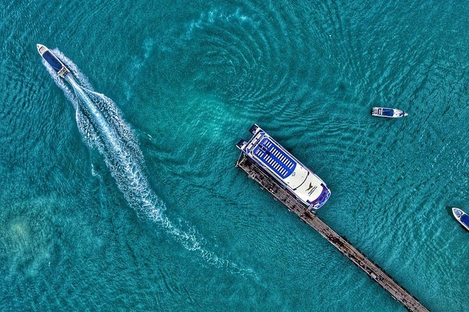 Krabi to Koh Samui by Lomprayah Coach and High Speed Catamaran