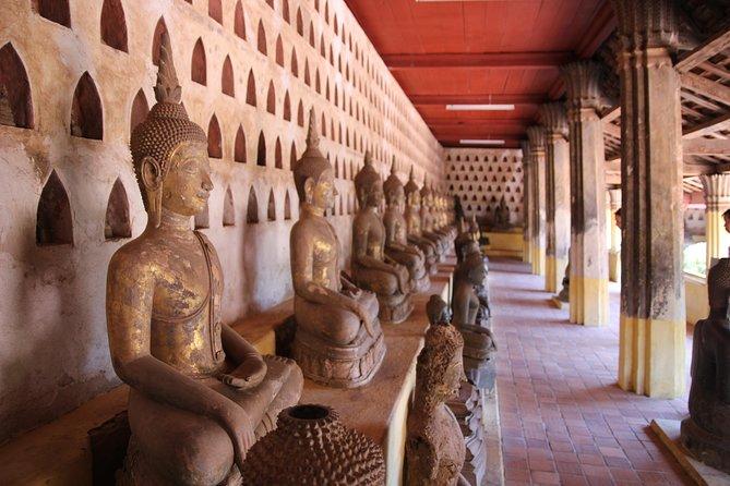 Buddha image in Vat Sisaket