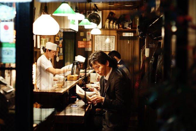 Popular food tour in Tokyo