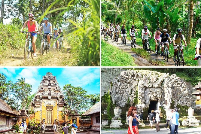 Bali Countryside Cycling and Ubud Village Tour