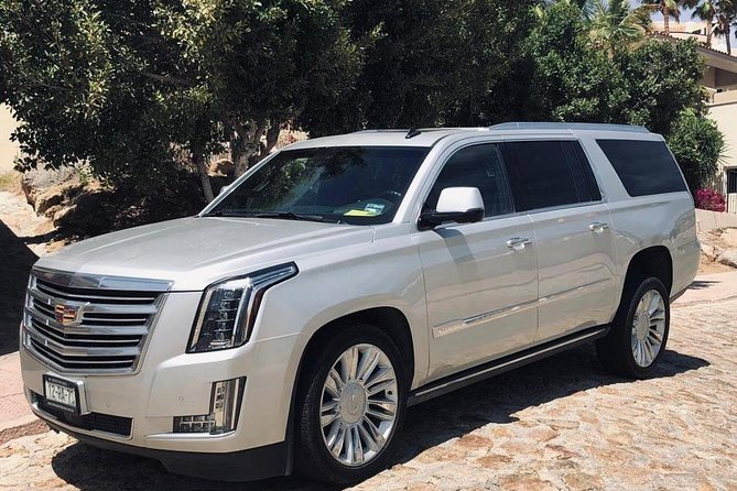 Private driver up to 6 people within Cabo and San Jose del Cabo area.
