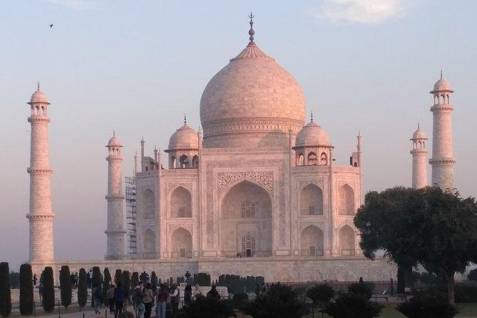 Agra Tour with Taj Mahal at sunrise