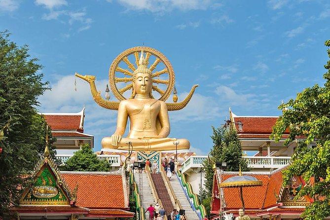 Half Day Koh Samui City Exploration