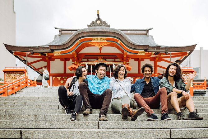 Ancient Meets Ultra-Modern - Tokyo History Experience