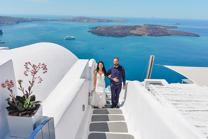 Santorini Private One Hour Photoshoot