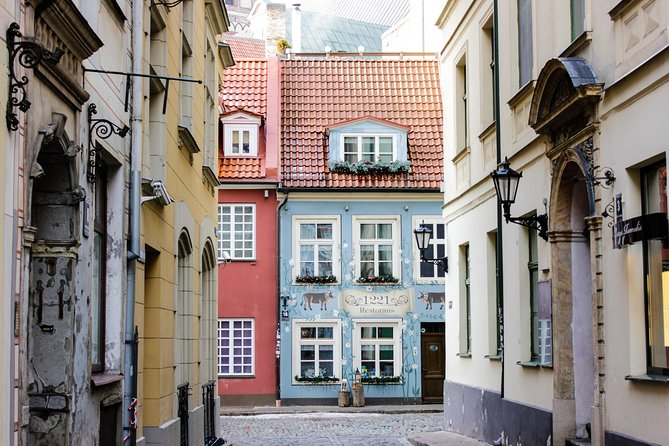Old Riga Private Walking Tour including Organ Music Concert in Riga Cathedral
