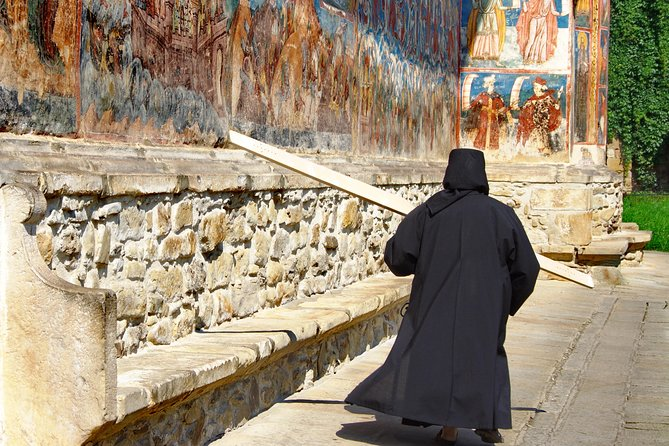 Private three days tour of Iasi and UNESCO Painted Monasteries in Bucovina