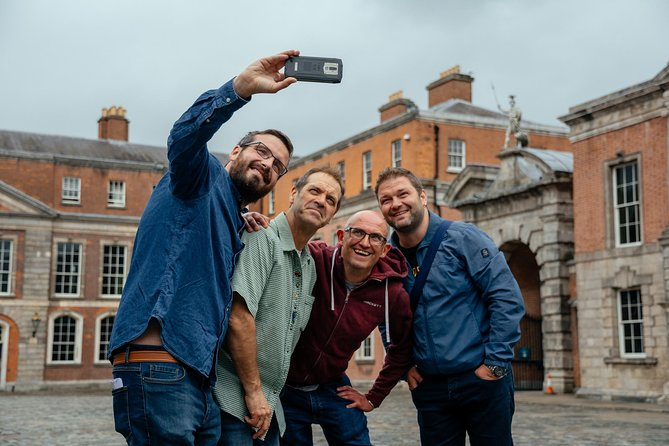 90 Minutes Kickstart Private Tour of Dublin with a Local