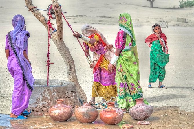 10 - Days Private Golden Triangle Tour with Glimpse of Rajasthan
