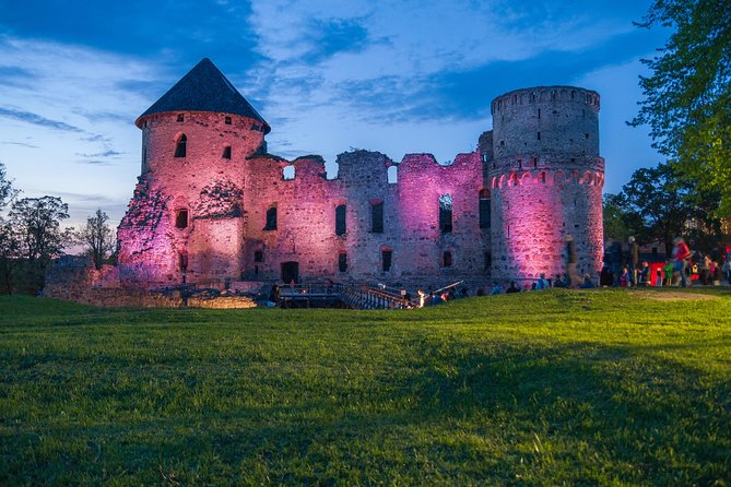 Culture, Food and Wine Tour to Sigulda and Cesis - private tour