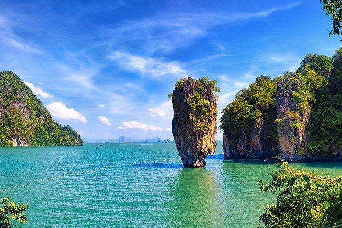 Private Tour to Phi Phi & Maya Bay & Bamboo Islands