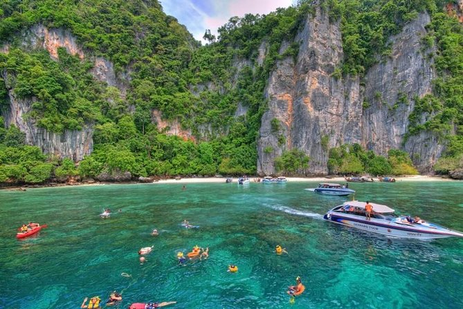 Phi Phi & Khai Island by Speed Boat photo 14