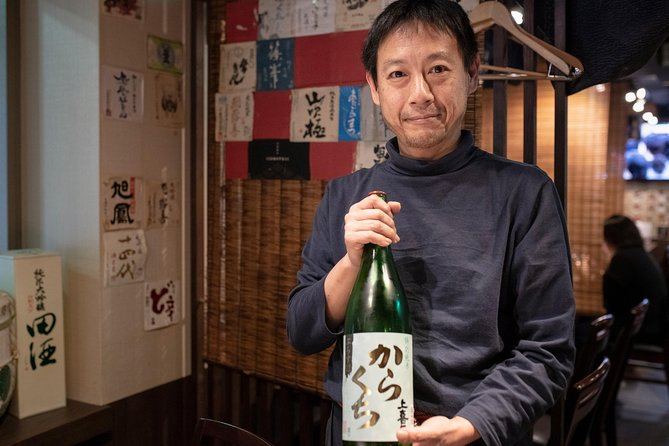 6+ Sake Tastings with a Local Expert: Private & Personalized