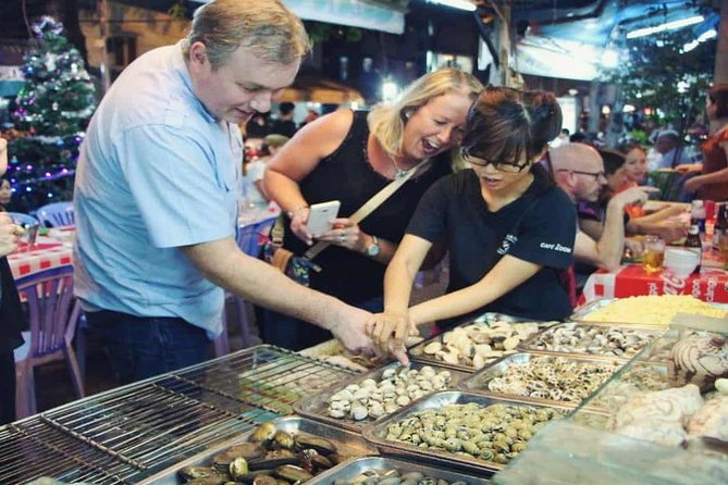 Ho Chi Minh City: Private Street Food Night Walking Tour photo 2