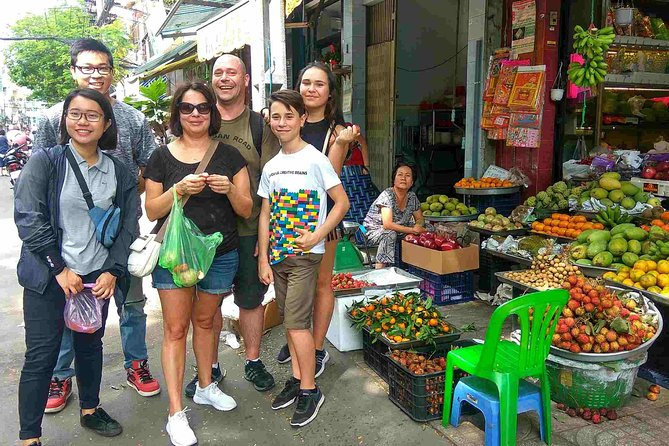 Ho Chi Minh Food Experience: Vietnamese Cooking Class and Market Tour