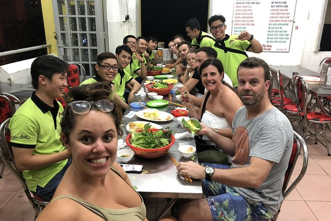 Ho Chi Minh City: Private Street Food Night Walking Tour photo 3