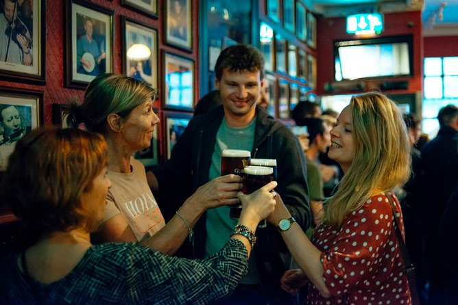The Real Dublin Private Tour: Music, Beer & Nightlife
