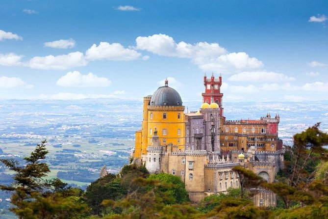 Private Day Trip in Sintra and Cascais