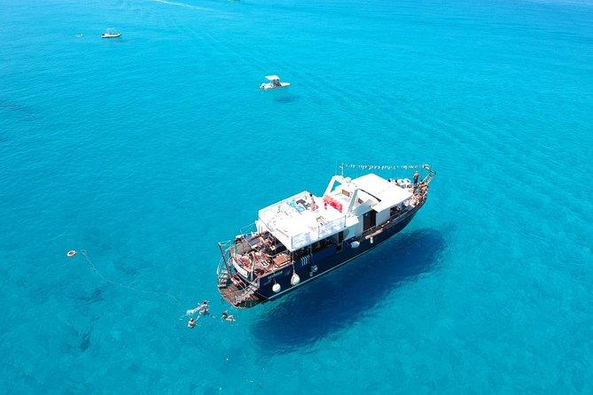 Boat Tour from Tropea to Capo Vaticano Aperitif Included